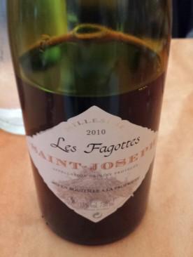 An amusingly named wine